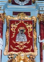 Obraz Matki Bożej zPuszczy Mariańskiej